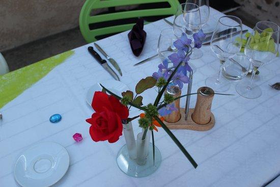 Riscle, France: Compositions pour une communion