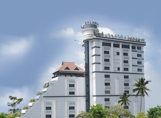 아르카디아 호텔
