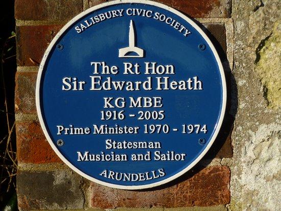Salisbury, UK: Former PM's House