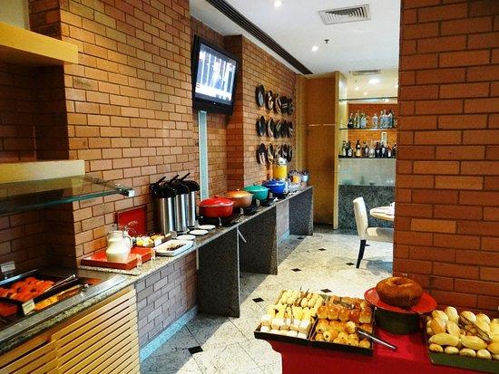 cf8521d1f9 Mercure RJ Botafogo Mourisco  Mercure Botafogo Mourisco - amazing breakfast