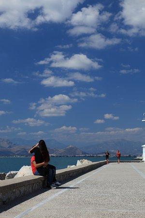 Nauplion Promenade: Променад