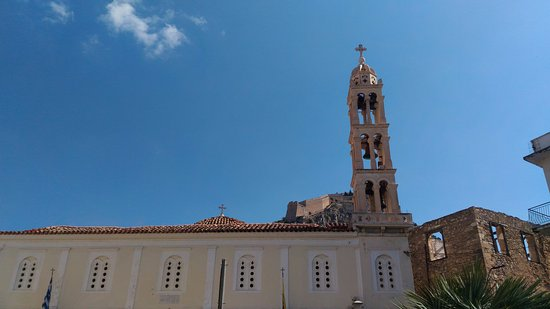 Church of Ayios Georgios : Церковь