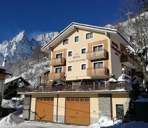 Hotel Vallee Blanche