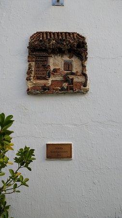 Genalguacil, สเปน: Escultura del pueblo (Siesta)
