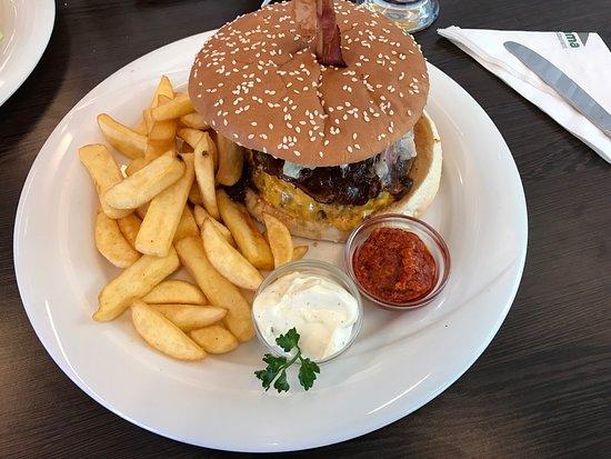 Spittal an der Drau, Austria: Bester Burger seit langen!!! Kann ich nur jedem empfehlen...