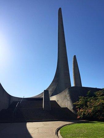Paarl, Afrique du Sud : Monument