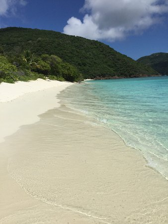 Guana Island: White Bay: the island for yourself