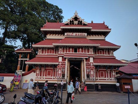 Kuil Paramekavu Bhagavathy