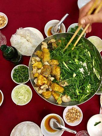 Best dish of Hanoi