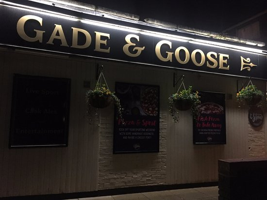 The Gade & Goose Pub