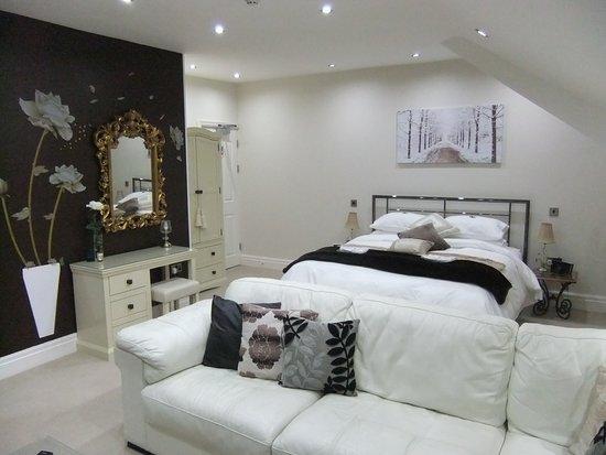 FouRooms Blackpool: Winter Suite