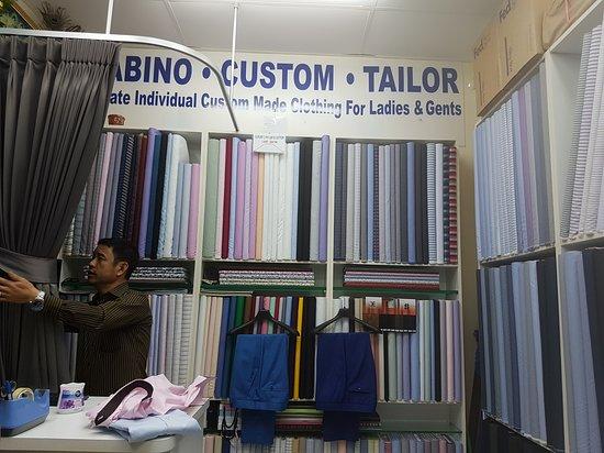 Sabino Custom Tailor