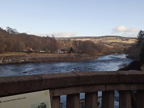 Pitlochry, UK: River Tummel