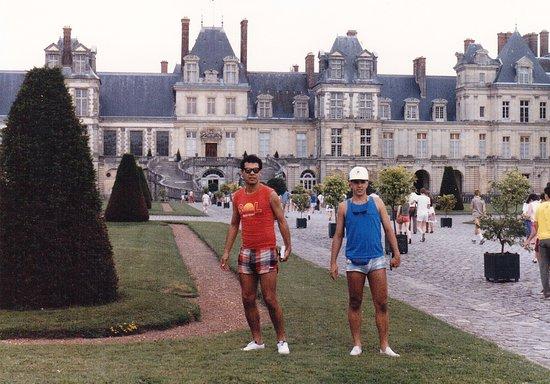 Château de Fontainebleau : FT01