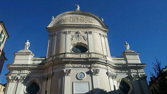 Duomo di Oneglia  San Giovanni Battista