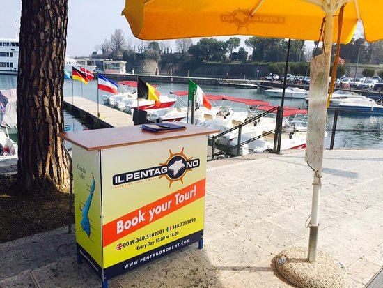 Il Pentagono Boat Rent, Tours & More