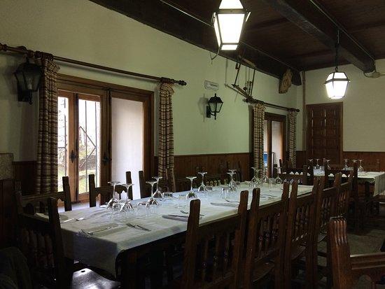 San Martin del Pimpollar, Ισπανία: Venta del Obispo Bar Restaurante