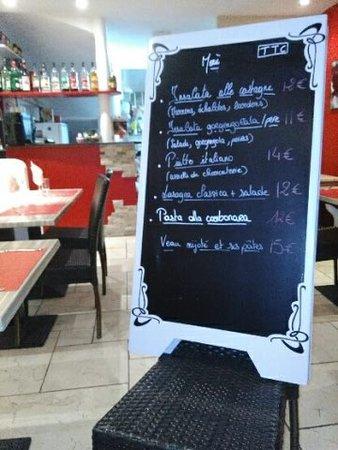 Le Beausset, Francia: la carte