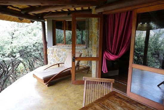 Tsehlanyane National Park, เลโซโท: Terrasse Mountain Chalet