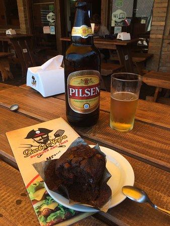 Aguas Dulces, Urugwaj: Muffins delicioso