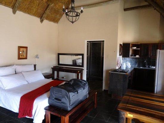 Interieur Luxus-Chalet - Picture of Mosu Lodge, Mokala National Park ...