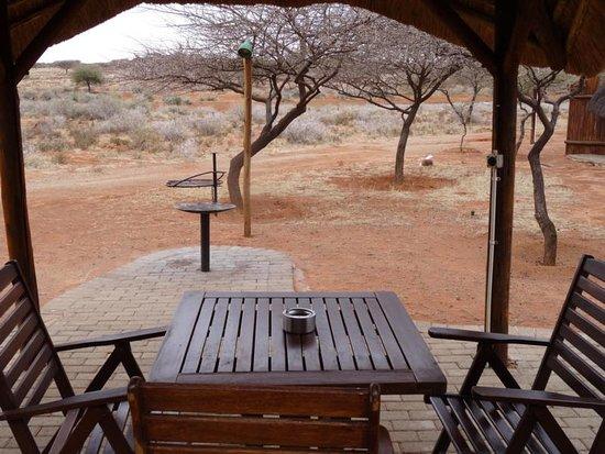 Kimberley, South Africa: Blick Richtung Wasserloch