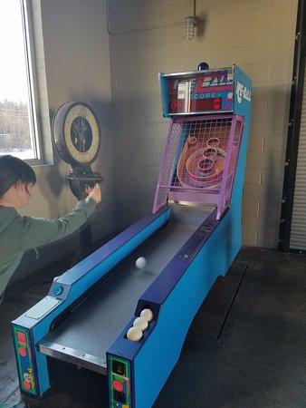 Waynesboro, VA: Skee Ball