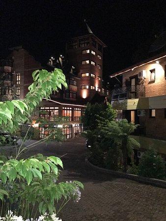 هوتل ريكانتو دا سيرا: Hotel Recanto da Serra