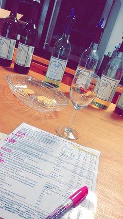 Hawley, PA: Wine Tasting