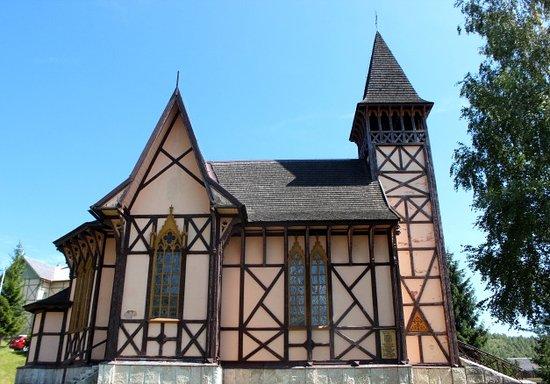 Stary Smokovec, Eslovaquia: La chiesa