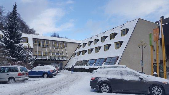 Velke Losiny, Tjeckien: Welnes hotel diana