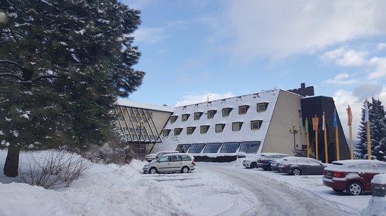 Velke Losiny, สาธารณรัฐเช็ก: Welnes hotel diana