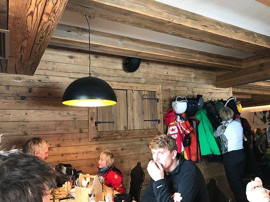 Brixen im Thale, Austria: Het restaurant