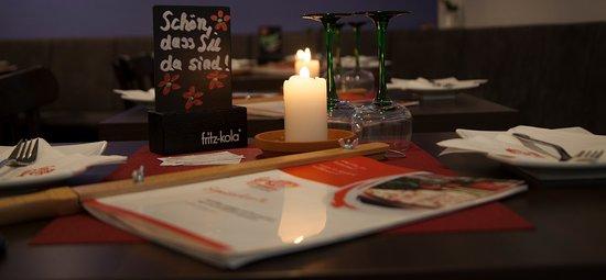Wertheim, Niemcy: Candlelight