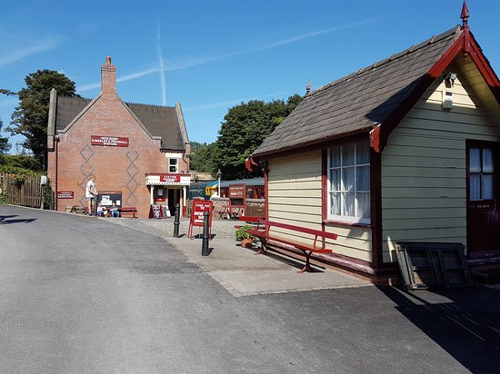 Froghall, UK: Churnet Valley Railway