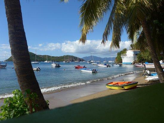 Terre-de-Haut, Guadeloupe: Une des vues