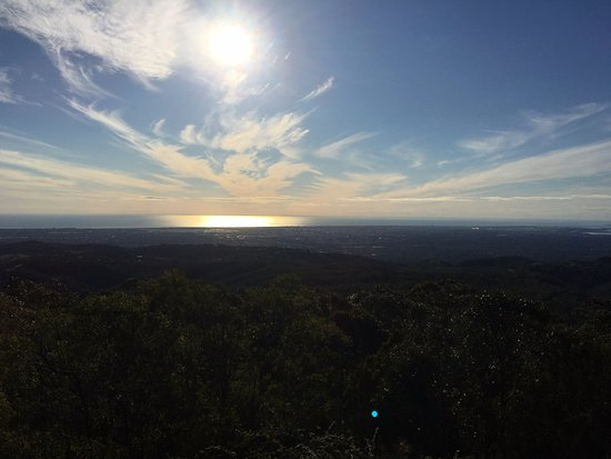 Adelaide Hills, Australien: The view