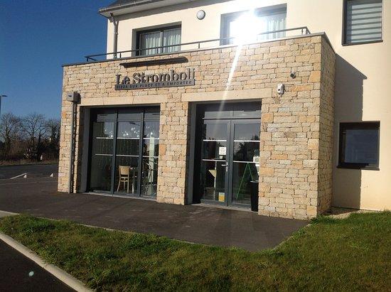 La Foret-Fouesnant, Francja: Nouvelle adresse avec parking et terrasse