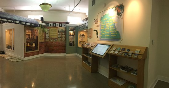 Bartow, Floryda: Polk County History Center
