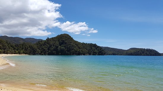 Kaiteriteri, New Zealand: Abel Tasman National Park