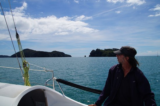 Кайтеритери, Новая Зеландия: Abel Tasman Sailing Adventures