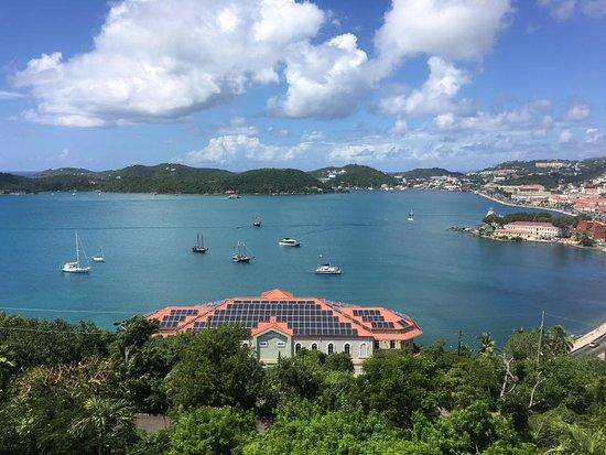 บลูเบียร์ด คาสเซิล รีสอร์ท: View from hotel