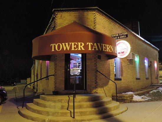 Manitowoc, Ουισκόνσιν: Tower Tavern