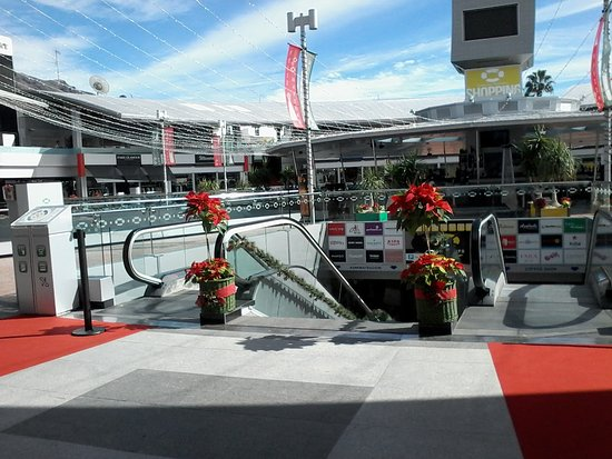 Foto van centro comercial plaza del duque - Centro comercial del mueble tenerife ...