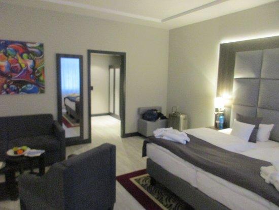 Hotel Chemnitzer Hof: Zimmer