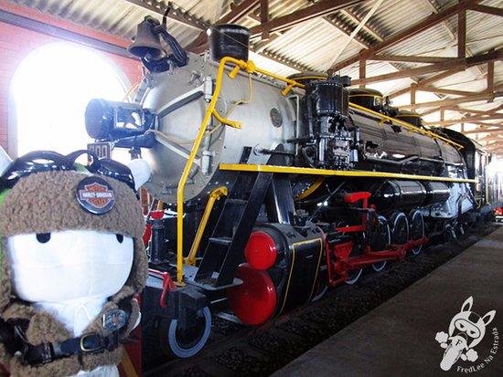 Tubarao, SC: Museu Ferroviário de Tubarão - SC