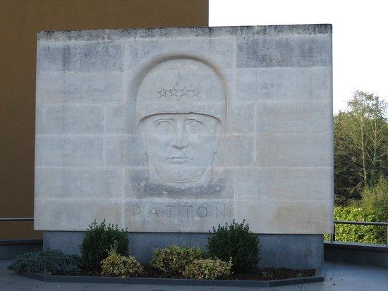 General George S. Patton Memorial
