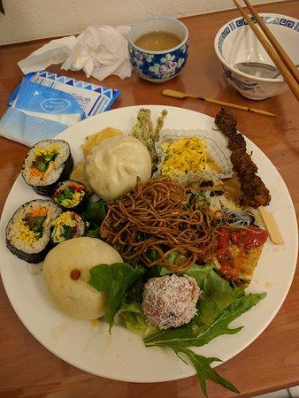 Food - Loving Hut Jimbocho Picture
