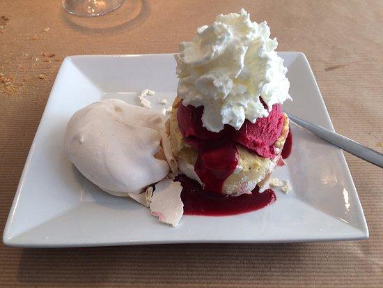 La Caouenne : Dessert