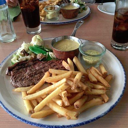 Kolding, Denmark: Steak